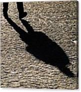 Shadow People # 3 Canvas Print