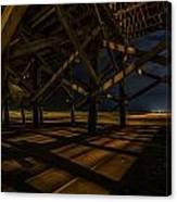 Shadows And Light Canvas Print