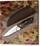 Shady Oak Knife-faa Canvas Print