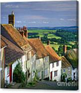 Shaftesbury Canvas Print