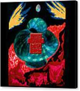 Shalicu  - Aeon / The Last Judgement Canvas Print