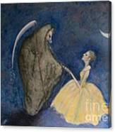 Shall We Dance? Canvas Print