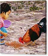 Shamika Canvas Print