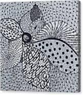 Shangrila Canvas Print