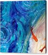 Shannon - Fish Canvas Print