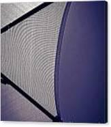 Shape No.3 Purple Version Canvas Print