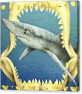 Sharks Truth... Canvas Print