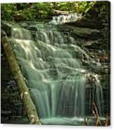 Shawnee Falls Canvas Print