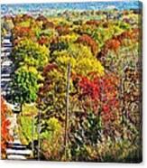 Shawnee Hill  Canvas Print