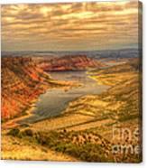 Sheep Creek Bay Canvas Print