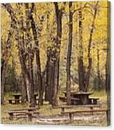 Sheep Creek Canyon Wyoming 13 Canvas Print