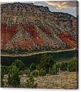 Sheep Creek Utah Canvas Print