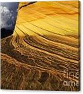 Sheer Magic North Coyote Buttes Arizona Canvas Print