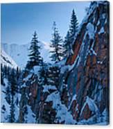 Sheer Walls Canvas Print
