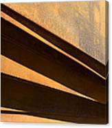 Sheets Of Iron Canvas Print