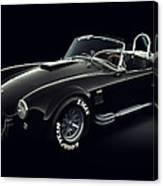 Shelby Cobra 427 - Ghost Canvas Print