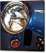 Shelby Cobra Circa 1965 Canvas Print