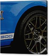 Shelby Cobra Gt 500 / Ford Canvas Print