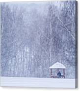 Shelter In The Storm - Featured 3 Canvas Print