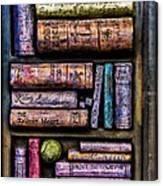 Shelved - 14 Canvas Print