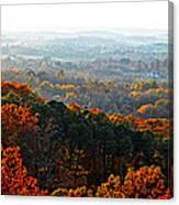 Shenandoah Valley Fall Panorama Canvas Print