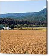 Shenandoah Valley Panorama Canvas Print