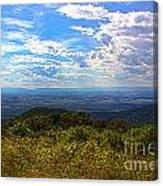 Shenandoah Valley Canvas Print