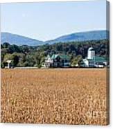 Shenandoah Valley Farmstead Canvas Print