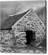 Shepherds Croft Canvas Print