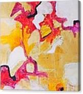 Sherbet Mountain Canvas Print