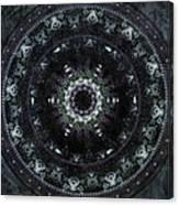 Shield Of Athena Canvas Print