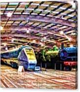 Shildon Railway Museum Canvas Print