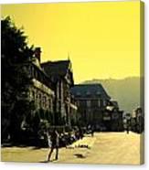 Shimla Canvas Print