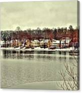 Lake Lochmere  Canvas Print
