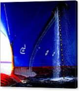 Ship - Gulf Of Mexico Canvas Print