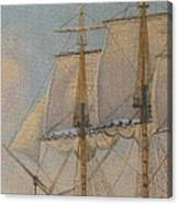 Ship-of-the-line Canvas Print