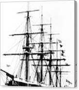 Ships Hms 'agincourt Canvas Print