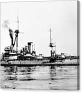 Ships Hms 'dreadnought Canvas Print