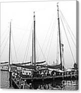 Ships Of Volendram Canvas Print