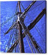 Ships Rigging - 2 Canvas Print