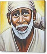 Shirdi Sai Baba Canvas Print