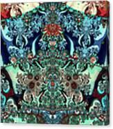 Shogun Regalia Canvas Print
