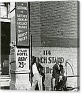 Shop Memphis Tennessee  Canvas Print