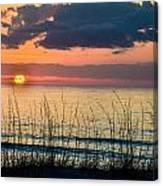 Shore To Eternity  Canvas Print