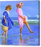 Shoreline Skippers Canvas Print