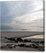 Shores Of Holgate Canvas Print