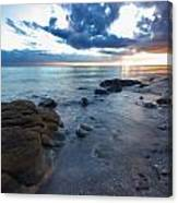 Shorncliffe Foreshore  Canvas Print