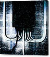 Short Circuit Canvas Print
