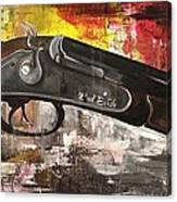 Shot Gun  Canvas Print