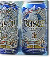 Shot Of Beer   Canvas Print
